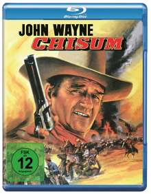 Chisum (Blu-ray), Blu-ray Disc