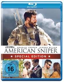 American Sniper (Special Edition) (Blu-ray), 2 Blu-ray Discs