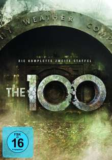 The 100 Staffel 2, 3 DVDs