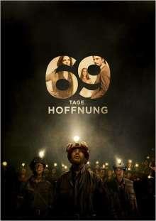69 Tage Hoffnung (Blu-ray), Blu-ray Disc