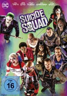 Suicide Squad, DVD