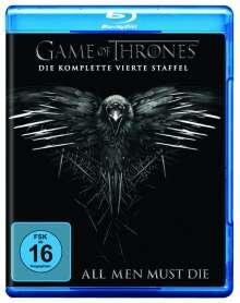 Game of Thrones Season 4 (Blu-ray), 4 Blu-ray Discs