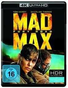 Mad Max - Fury Road (Ultra HD Blu-ray), Ultra HD Blu-ray