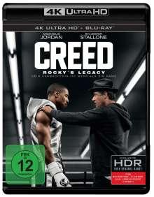 Creed - Rocky's Legacy (Ultra HD Blu-ray & Blu-ray), 1 Ultra HD Blu-ray und 1 Blu-ray Disc