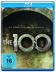 The 100 Staffel 2 (Blu-ray), 4 Blu-ray Discs