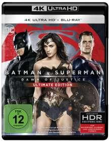 Batman v Superman: Dawn of Justice (Ultra HD Blu-ray & Blu-ray), 1 Ultra HD Blu-ray und 1 Blu-ray Disc
