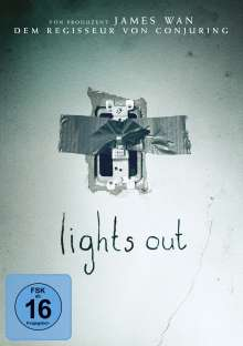 Lights Out, DVD