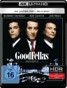 GoodFellas (Ultra HD Blu-ray & Blu-ray), 1 Ultra HD Blu-ray und 1 Blu-ray Disc