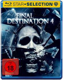 Final Destination 4 (Blu-ray), Blu-ray Disc