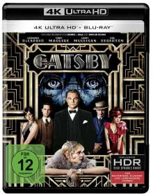 Der große Gatsby (2013) (Ultra HD Blu-ray & Blu-ray), 1 Ultra HD Blu-ray und 1 Blu-ray Disc