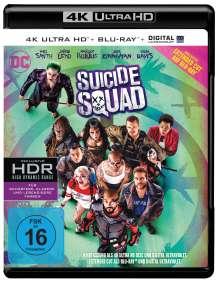Suicide Squad (Ultra HD Blu-ray & Blu-ray), 1 Ultra HD Blu-ray und 1 Blu-ray Disc