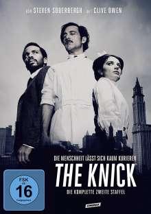 The Knick Season 2, 4 DVDs