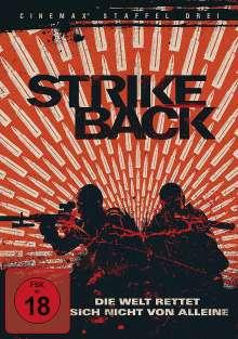Strike Back Season 3, 3 DVDs
