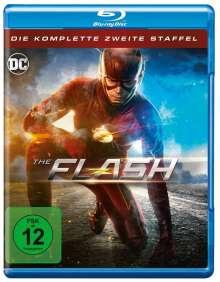 The Flash Staffel 2 (Blu-ray), 4 Blu-ray Discs