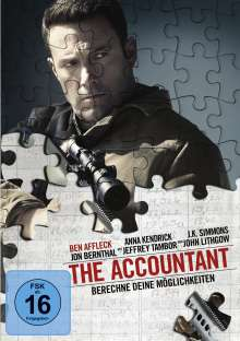 The Accountant, DVD