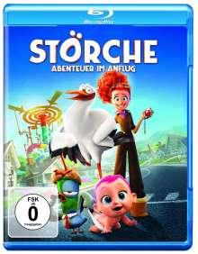 Störche - Abenteuer im Anflug (Blu-ray), Blu-ray Disc