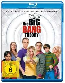 The Big Bang Theory Staffel 9 (Blu-ray), 2 Blu-ray Discs
