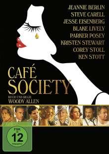 Café Society, DVD