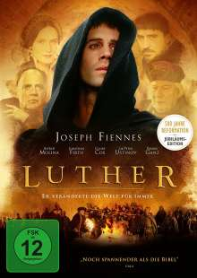 Luther (500 Jahre Reformation Edition), DVD