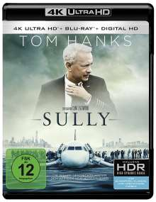 Sully (Ultra HD Blu-ray & Blu-ray), 1 Ultra HD Blu-ray und 1 Blu-ray Disc
