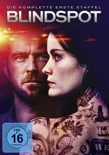 Blindspot Staffel 1, 5 DVDs