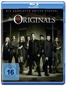 The Originals Staffel 3 (Blu-ray), 3 Blu-ray Discs