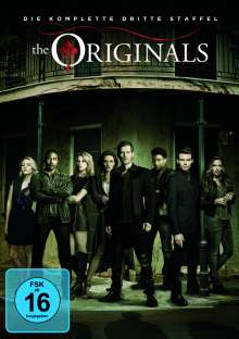 The Originals Staffel 3, 5 DVDs