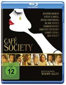 Café Society (Blu-ray), Blu-ray Disc