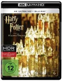 Harry Potter und der Halbblutprinz (Ultra HD Blu-ray & Blu-ray), 1 Ultra HD Blu-ray und 1 Blu-ray Disc