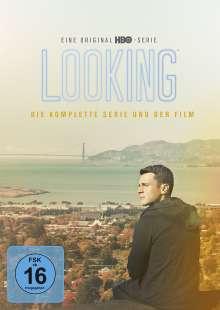 Looking (Komplette Serie & der Film), 5 DVDs