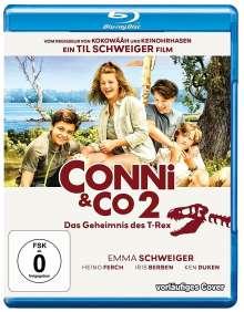 Conni & Co 2 - Das Geheimnis des T-Rex (Blu-ray), Blu-ray Disc