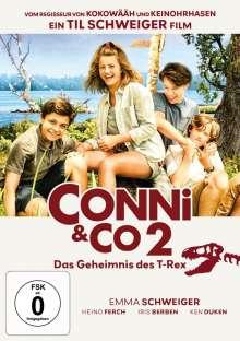 Conni & Co 2 - Das Geheimnis des T-Rex, DVD