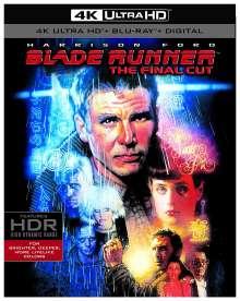 Blade Runner (Final Cut) (Ultra HD Blu-ray & Blu-ray), 1 Ultra HD Blu-ray und 1 Blu-ray Disc