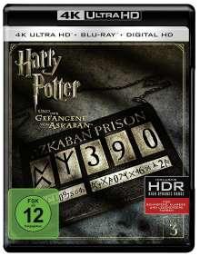 Harry Potter und der Gefangene von Askaban (Ultra HD Blu-ray & Blu-ray), 2 Ultra HD Blu-rays