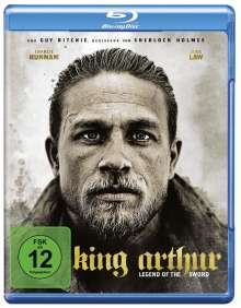 King Arthur: Legend of the Sword (Blu-ray), Blu-ray Disc