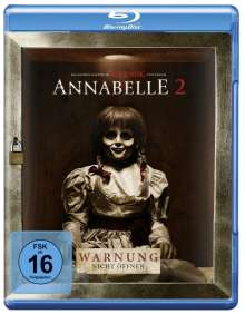 Annabelle 2 (Blu-ray), Blu-ray Disc