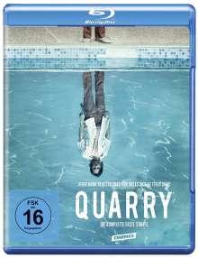 Quarry Staffel 1 (Blu-ray), 3 Blu-ray Discs