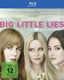 Big Little Lies Staffel 1 (Blu-ray), 2 Blu-ray Discs