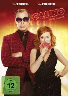 Casino Undercover, DVD