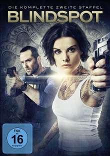 Blindspot Staffel 2, 5 DVDs