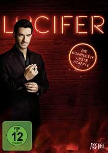 Lucifer Season 1, 3 DVDs