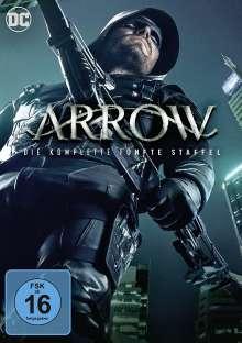 Arrow Staffel 5, 5 DVDs