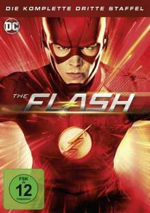 The Flash Staffel 3, 4 DVDs