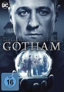 Gotham Staffel 3, 6 DVDs
