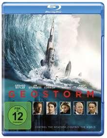 Geostorm (Blu-ray), Blu-ray Disc