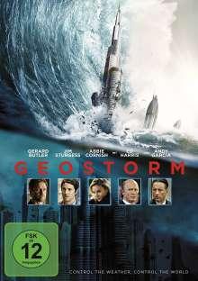 Geostorm, DVD