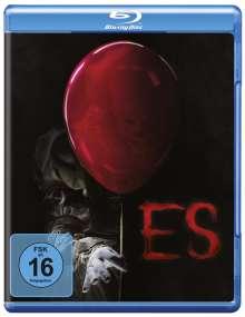 ES (2017) (Blu-ray), Blu-ray Disc