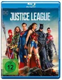 Justice League (Blu-ray), Blu-ray Disc