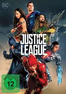 Justice League, DVD