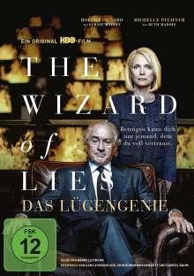The Wizard of Lies, DVD